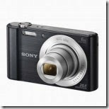Buy Sony CyberShot W810 20.1MP Camera  Rs. 5550 at paytm only:buytoearn