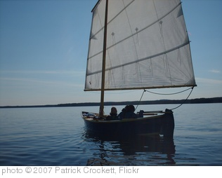 'Calm Afternoon Sail' photo (c) 2007, Patrick Crockett - license: http://creativecommons.org/licenses/by-sa/2.0/