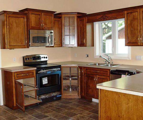 U Shaped Kitchen Design Ideas Tips: U Shaped Kitchen