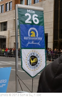 '2013 Boston Marathon' photo (c) 2013, Sonia Su - license: http://creativecommons.org/licenses/by/2.0/