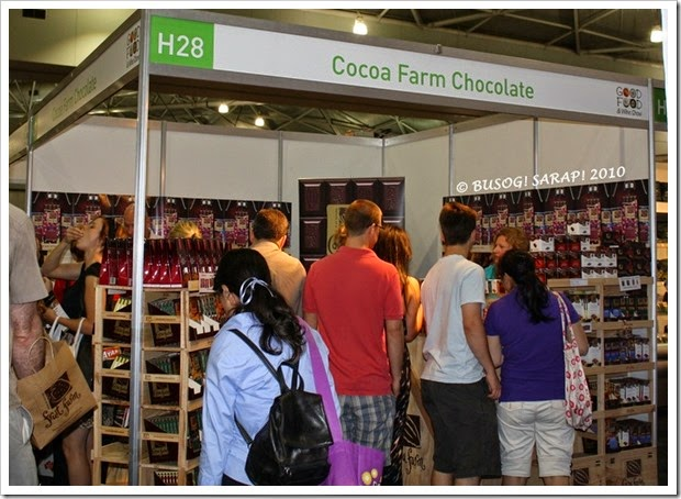 COCOA FARM CHOCOLATE© BUSOG! SARAP! 2010