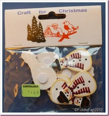 Craft for Christmas Embellishments