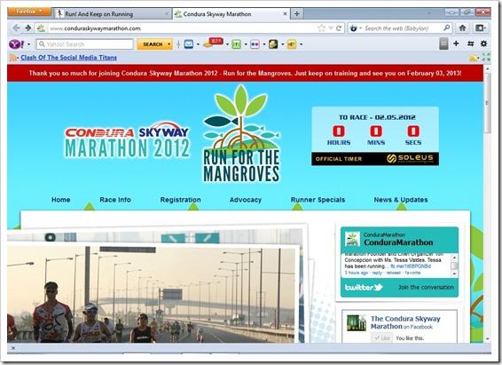 Condura Website Screenshot