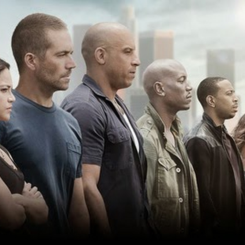 """Vengeance Hits Home in """"Fast & Furious 7"""""""