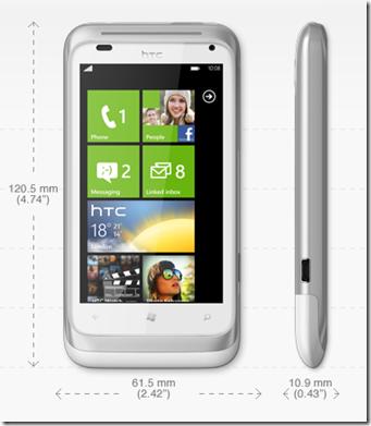 HTC Radar Advantages