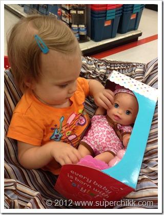 buying baby