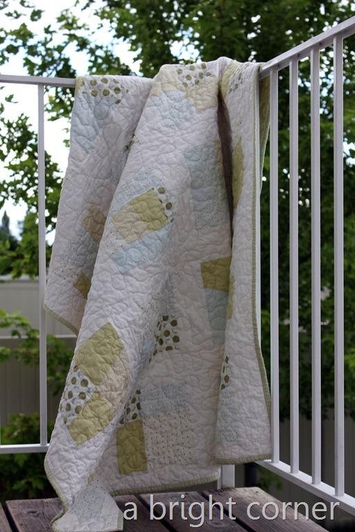 humanitarian quilt 2 hanging