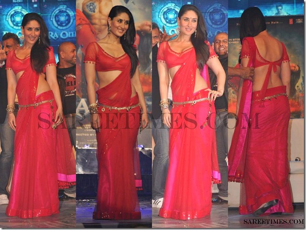 Kareena_Kapoor_Red_Designer_Saree