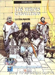 P00002 - Los Heroes Caballeros #2