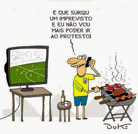 espírito da Copa