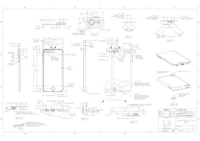 iphone 5 u3001ipod touch  u7b2c5 u4ee3 u53ca ipod nano  u7b2c7 u4ee3 u7b49 u65b0 u7522 u54c1 u7684 u8a2d u8a08 u5716 u66dd u5149 uff01