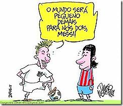 Neymar x Messi