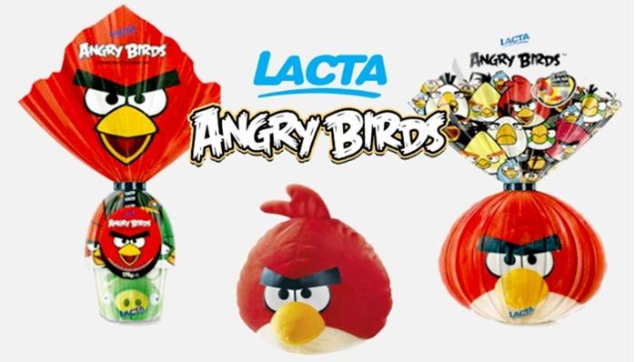 ovo da pascoa angry birds lacta