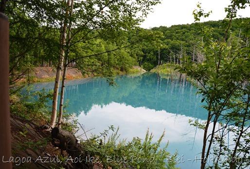 Lagoa Azul - Biei - Hokkaido - Glória Ishizaka - 35