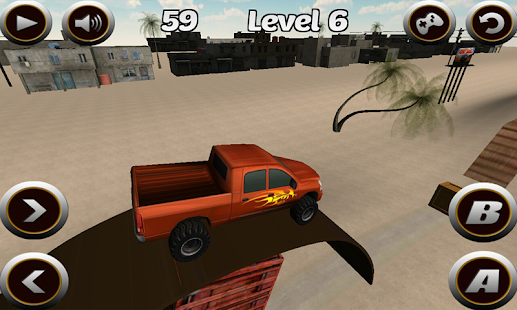 Desert Car Driving Simulator - screenshot