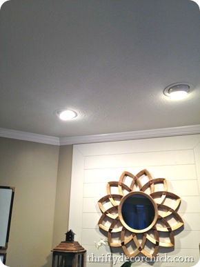 flat ceiling paint