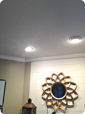 flat ceiling paint