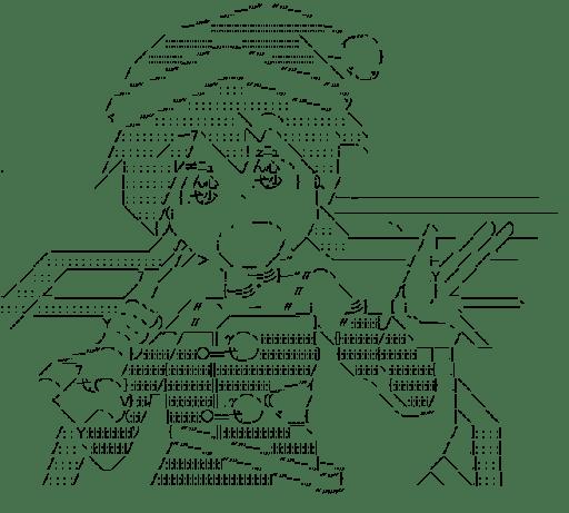 イカ娘 サンタクロース (侵略!イカ娘)