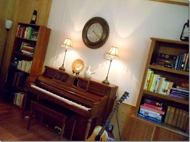 good piano wall