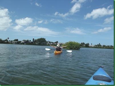 South Creek Kayak & Casey Key Beach 013