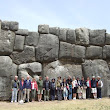 The group at Sacsayhuaman Fortress