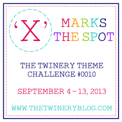 X Marks the Spot Challenge Badge