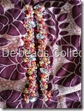 Jahitan manik crumble Debeads Collection