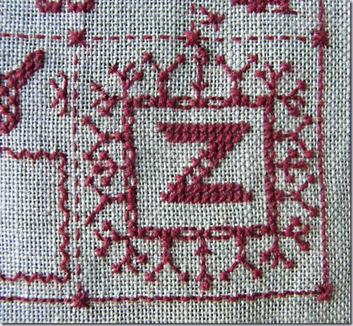 alfabet-z-closeup