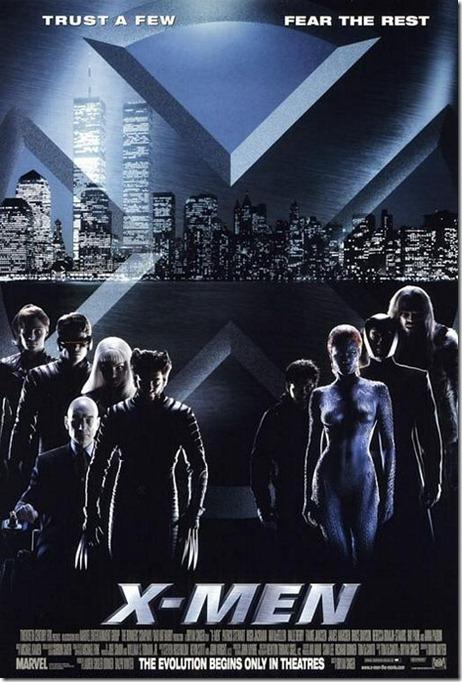 X-MEN 1 ศึกมนุษย์พลังเหนือโลก ภาค 1 [VCD Master]