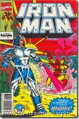 P00117 - El Invencible Iron Man #242