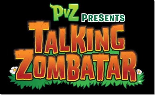 PvZ Presents Talking Zombatar