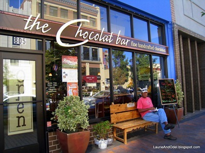 The Chocolat Bar