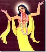[Lord Chaitanya]