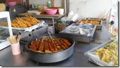Korean street food, mmm