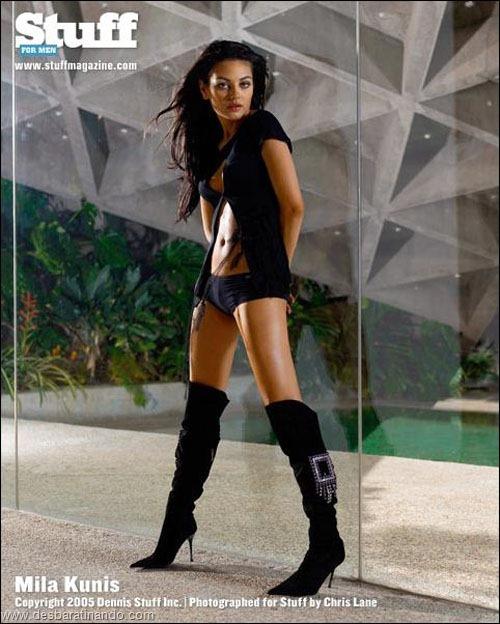 mila kunis linda sensual sexy pictures photos fotos best desbaratinando  (14)
