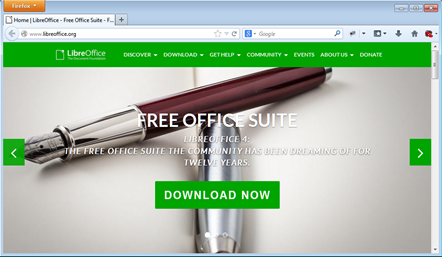 download LibreOffice 4.4.2 terbaru