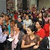 Jimmy Jairala fue recibido con mucha euforia por los presentes al lanzamiento del Frente Femenino