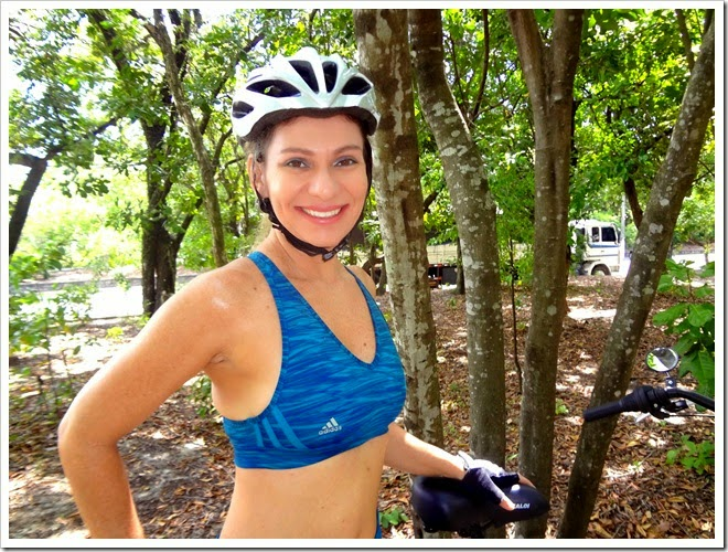 Convite para andar de bike