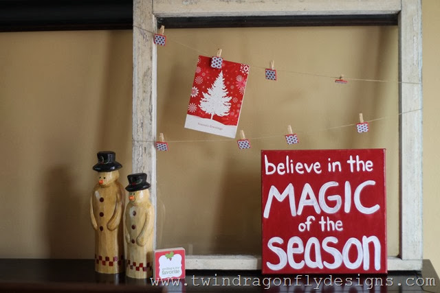 DIY Christmas Sign (2)
