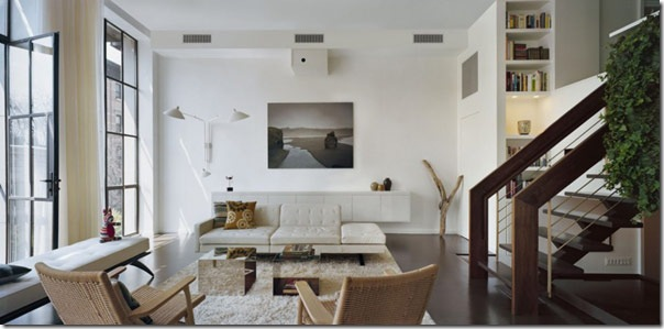 case e interni - new york - loft - bianco (2)