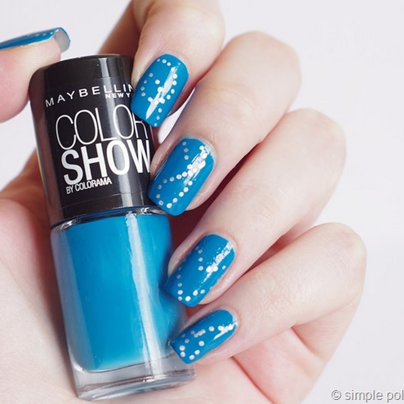 [Kurzreview] Maybelline Color Show Nail Art Pen (Silver)