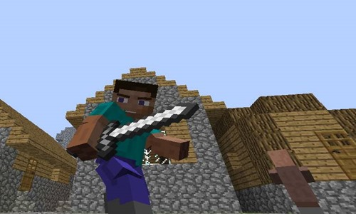Minecraft 1.5.2 - Animated Player Mod