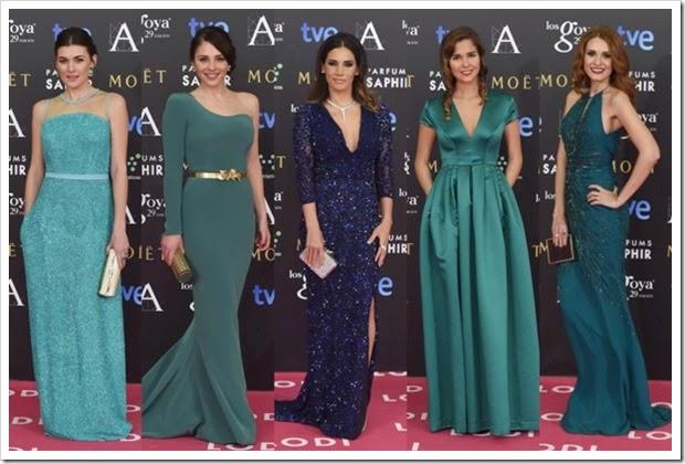 Premios Goya 2015 alfombra roja (6)