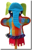 elephant marionette