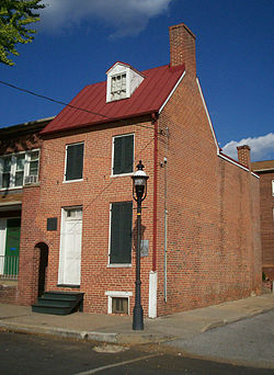 Poe House Baltimore