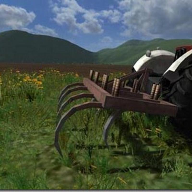Farming simulator 2011 - Chisel Plough 3.5m (Aratro)