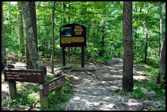 03b - Rock Bridge Nature Trailhead