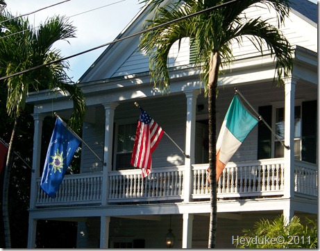 Key West 0Conch Republic Flag