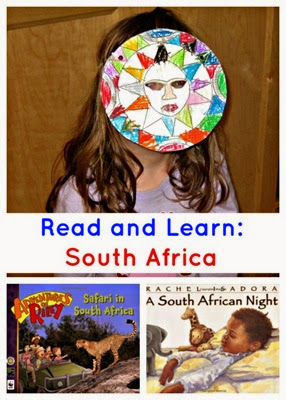Books and Learning Activities for South Africa