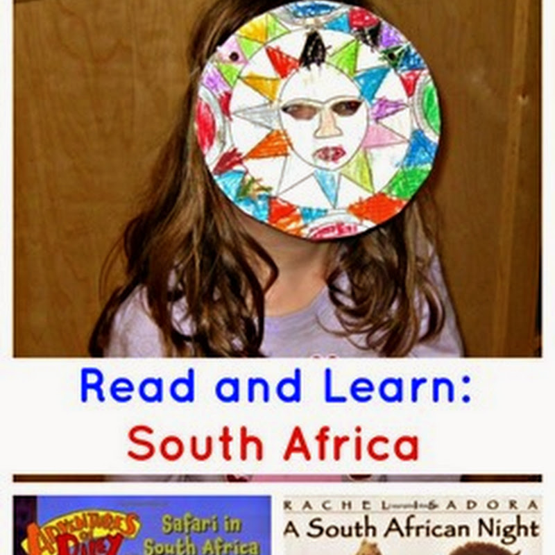 Read Around the World–South Africa